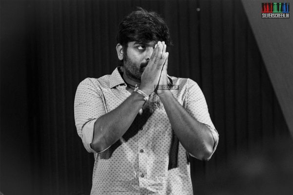 Vijay Sethupathi At The 96 Success Meet