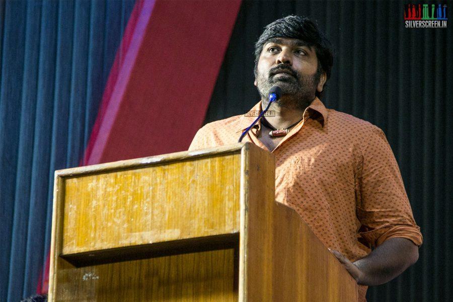 Vijay Sethupathi At The 96 Success Meet