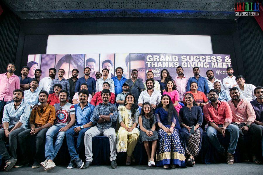 Ratsasan Success Meet Photos