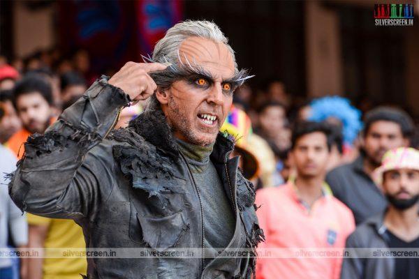 2.0 Movie Stills Starring Akshay Kumar