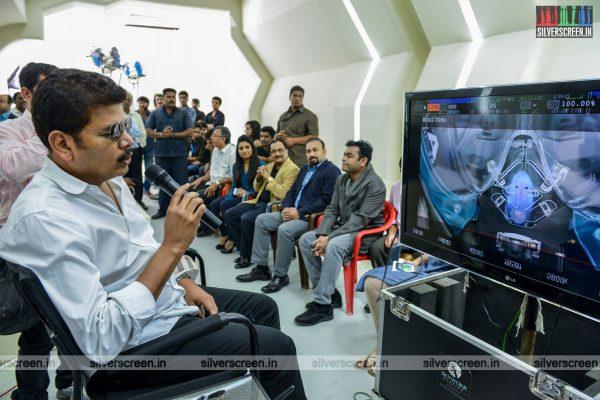 2.0 Movie Stills Starring Rajinikanth