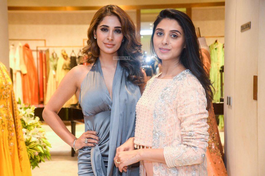 Alankrita Sahai At A Store Launch