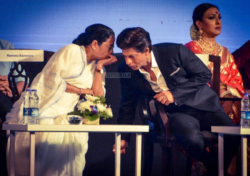 Shah Rukh Khan At The 'Kolkata International Film Festival'