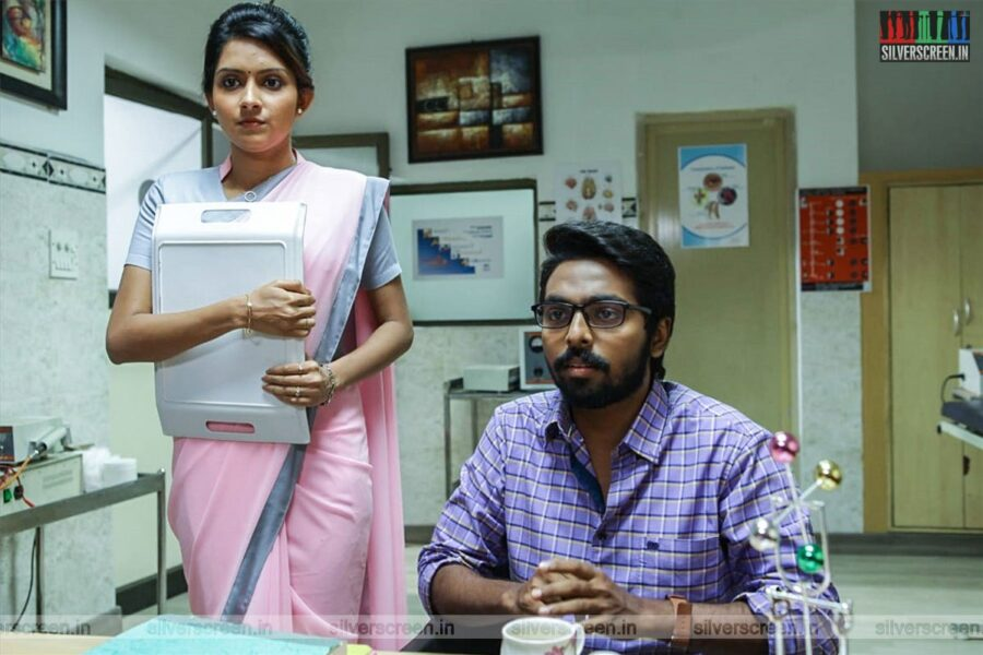 Ayngaran Movie Stills Starring GV Prakash Kumar, Mahima Nambiar