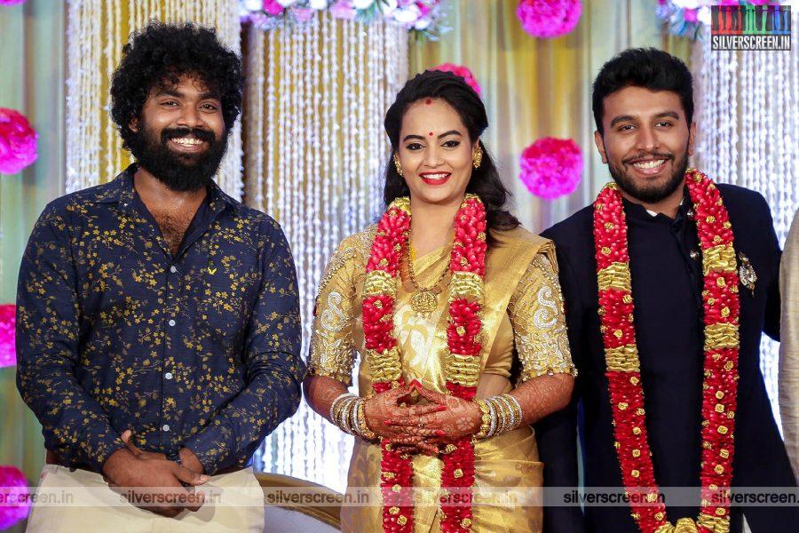 Danny At The Suja Varunee & Shivakumar Wedding Reception