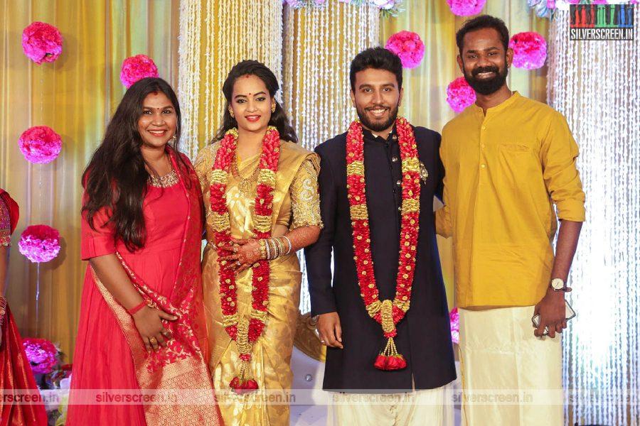 Ramesh Thilak At The Suja Varunee & Shivakumar Wedding Reception