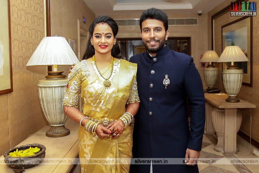 Suja Varunee & Shivakumar Wedding Reception Photos
