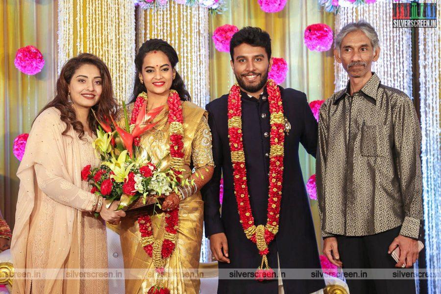 Mumtaj Suja Varunee & Shivakumar Wedding Reception