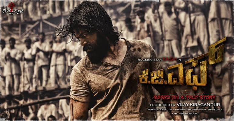 KGF: Chapter 1' Is The Story Of An Underdog, Set In The 70s