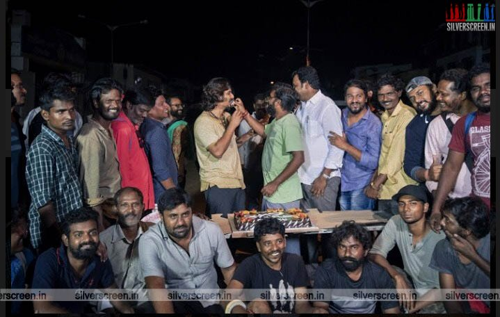 Jiiva At The Gypsy Wrap Up Party
