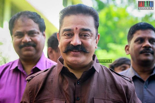 Kamal Haasan At The Celebrations of 'Children's Day' In Chennai