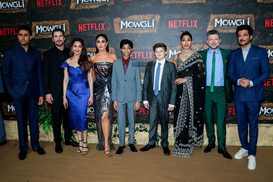 'Mowgli' Movie Promotions Photos