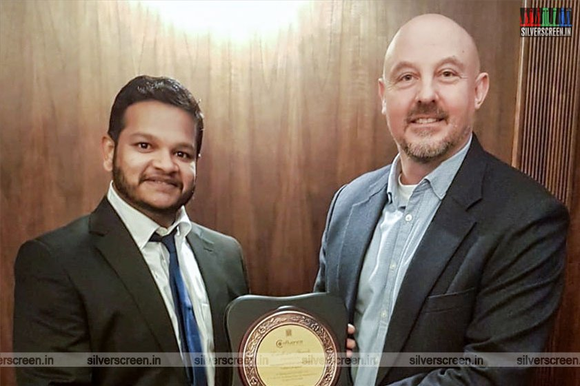 M Ghibran Conferred With 'Confluence Excellence Award' in Music at the British Parliament, Palace of Westminster, London