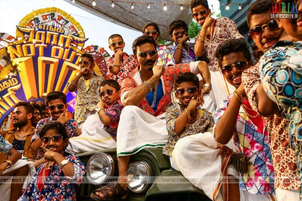 Maari 2 Movie Stills Starring Dhanush