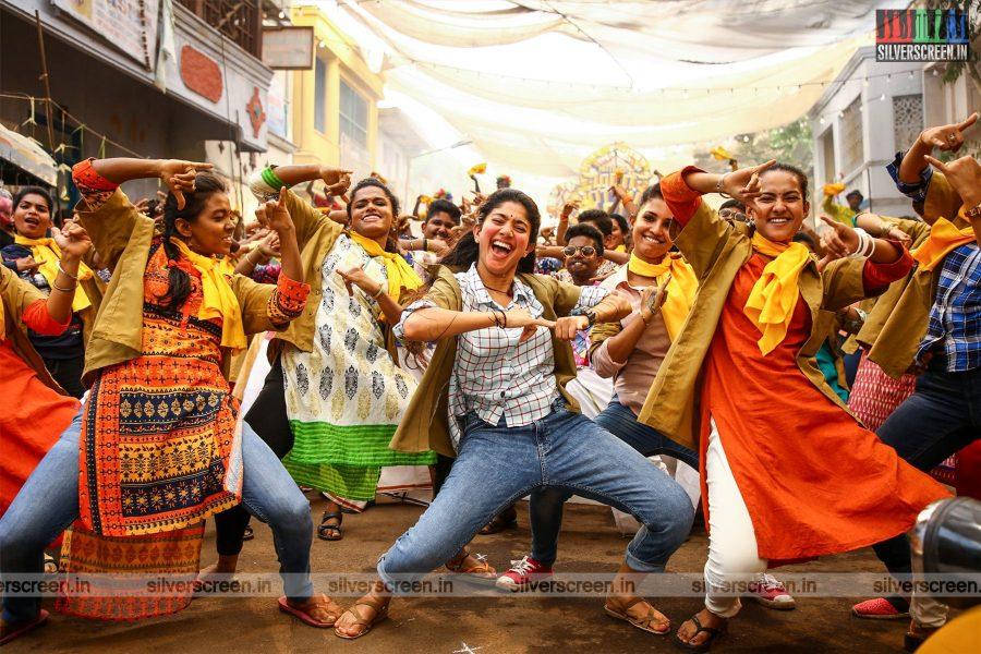 Maari 2 Stills Starring Sai Pallavi