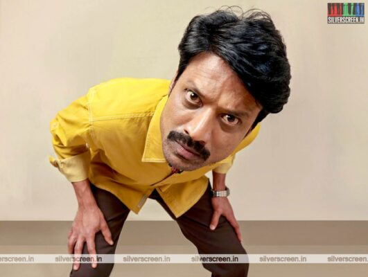 Monster Movie Stills Starring  SJ Suryah