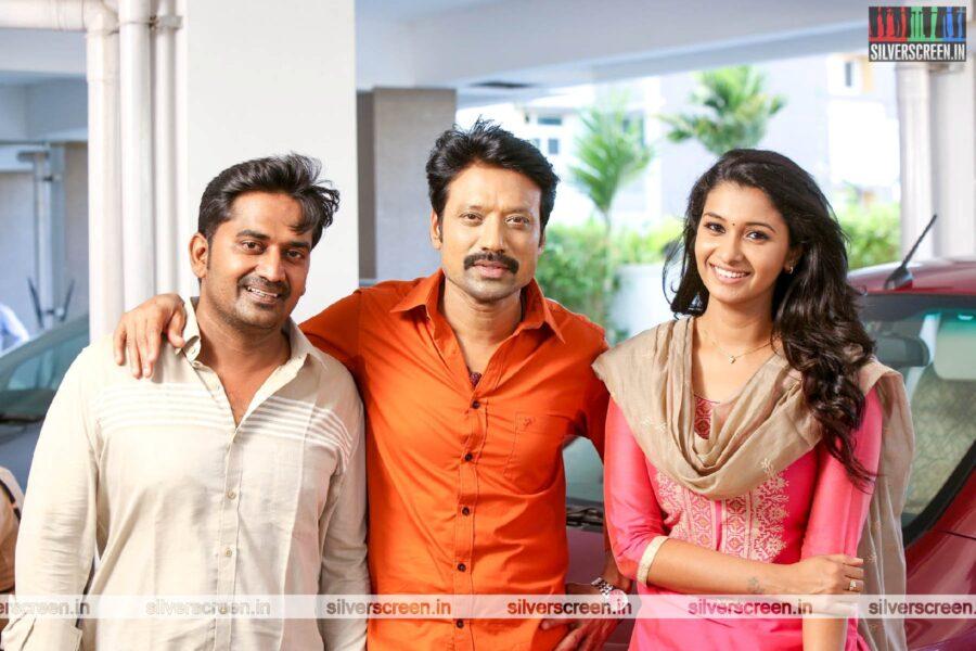 Monster Movie Stills Starring  Priya Bhavani Shankar, SJ Suryah