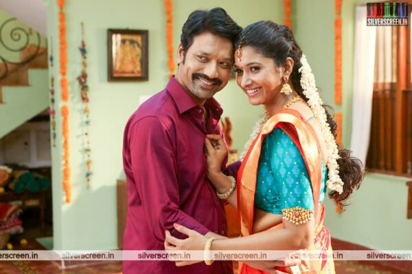 Monster Movie Stills Starring  Priya Bhavani Shankar, SJ Suryah