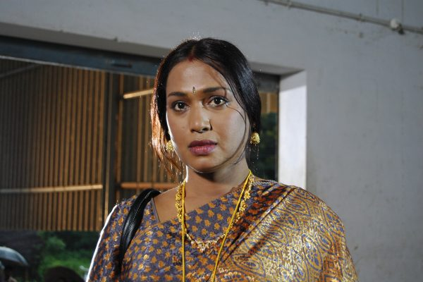 Photo of actress Kalki Subramaniam in film Narthagi