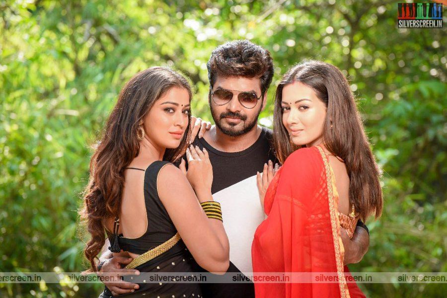 Neeya 2 Movie Stills Catherine Tresa, Jai, Raai Laxmi