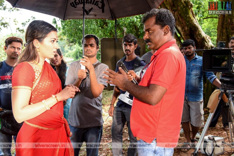 Neeya 2 Movie Stills Catherine Tresa