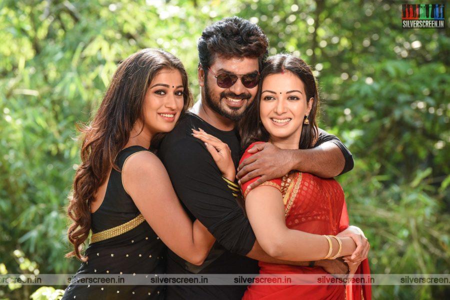 Neeya 2 Movie Stills Starring Jai, Catherine Tresa, Raai Laxmi
