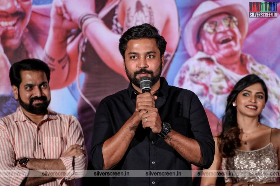 Aari At The 'Party' Audio Launch