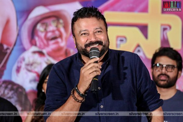 Jayaram At The 'Party' Audio Launch