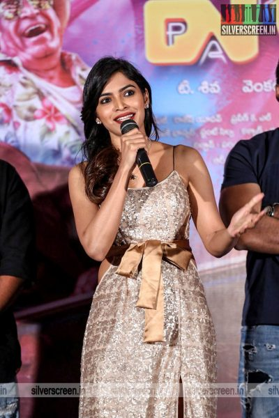 Sanchita Shetty At The 'Party' Audio Launch