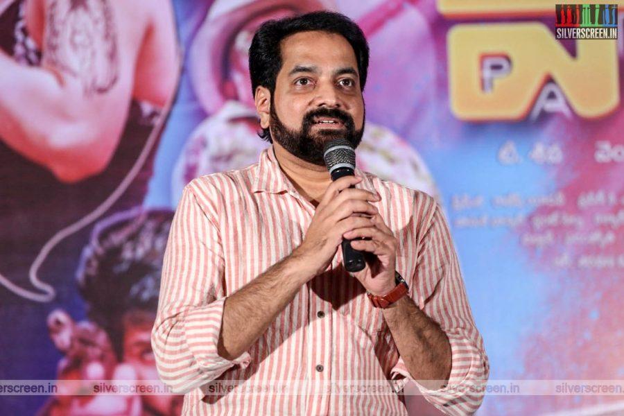 Vijay Adhiraj At The 'Party' Audio Launch