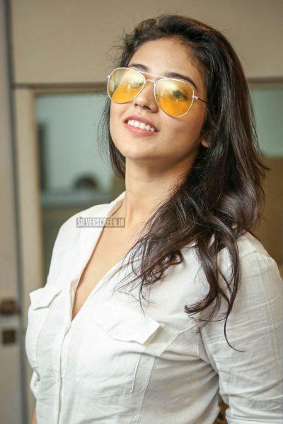 Priyanka Jawalkar At The 'Taxiwaala' Success Meet