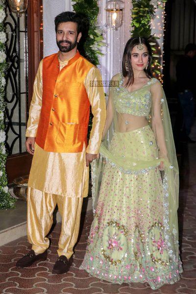 Celebrities At Shilpa Shetty's Diwali Party