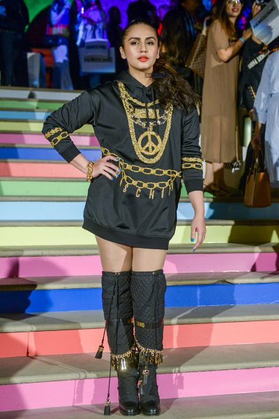 Huma Qureshi At A Store Launch