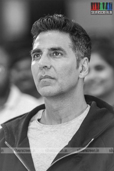 Akshay Kumar Promotes '2.0'