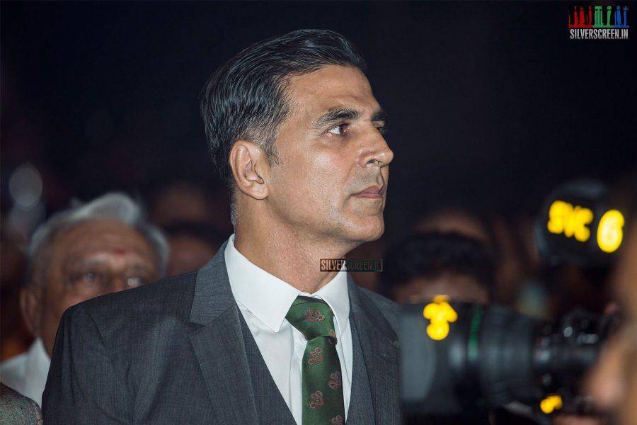 Akshay Kumar At The 2.0 Trailer Launch