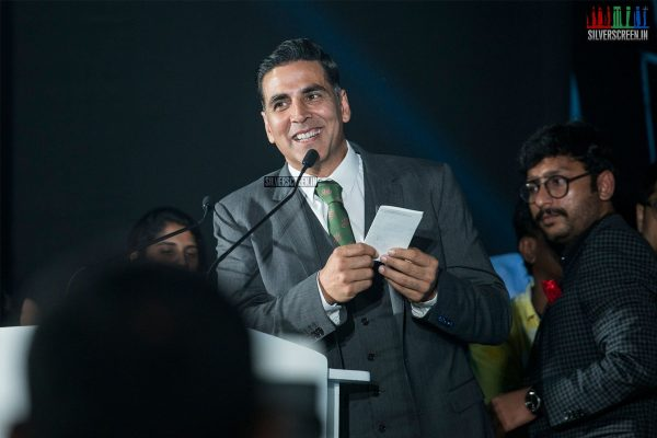 Akshay Kumar At The 2.0 Trailer Launch