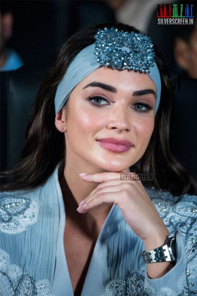 Amy Jackson At The 2.0 Trailer Launch