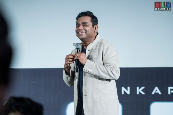 AR Rahman At The 2.0 Trailer Launch
