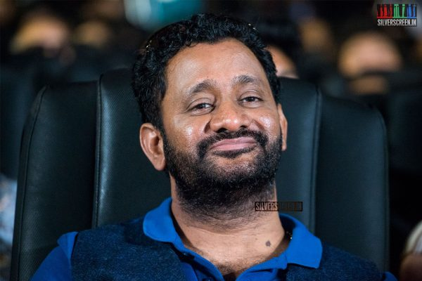 Resul Pookutty At The 2.0 Trailer Launch