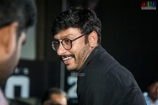 RJ Balaji At The 2.0 Trailer Launch