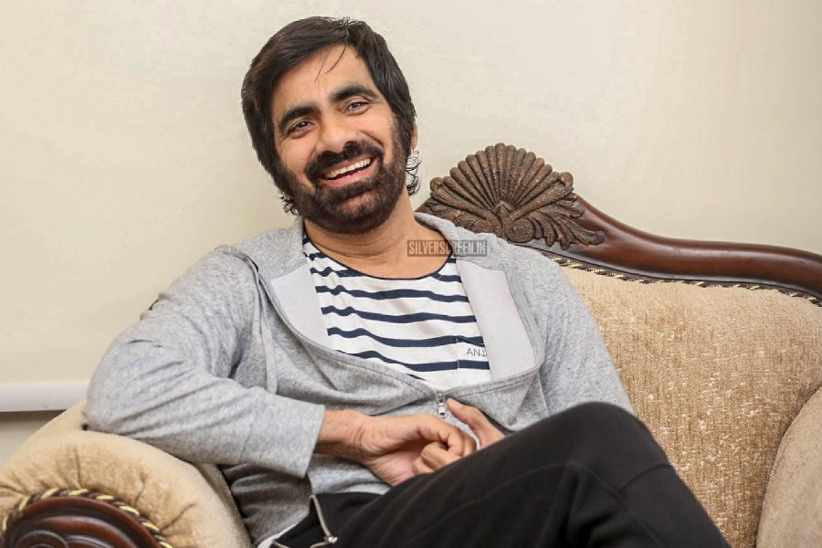 Ravi Teja Promotes 'Amar Akbar Anthony'