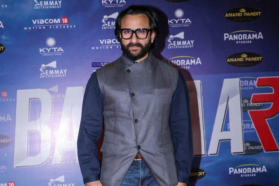 Saif Ali Khan At The Bazaar Success Meet