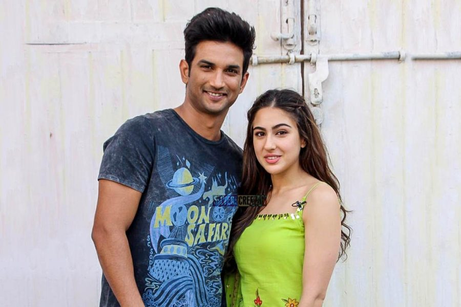 Sara Ali Khan And Sushant Singh Rajput Promote 'Kedarnath'