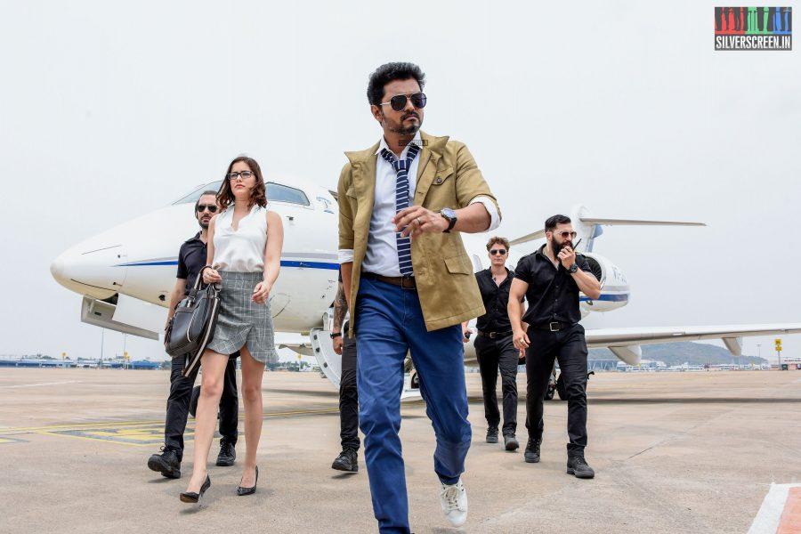 Sarkar HD Stills Starring Vijay