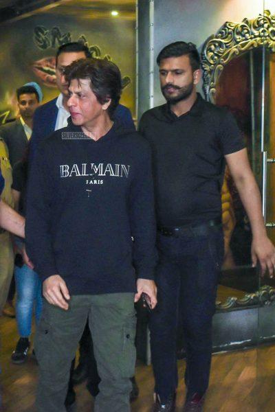 Shah Rukh Khan AT The Bosco Martis' Birthday Function