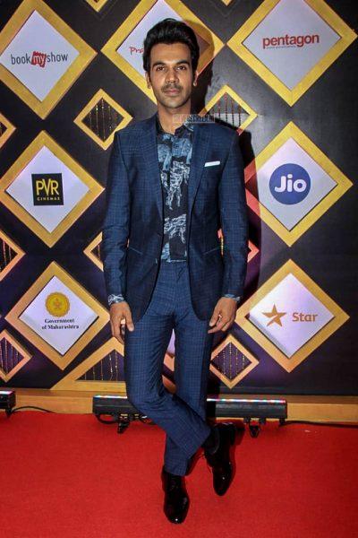 Rajkummar Rao At The Closing Ceremony Of Jio MAMI Film Festival 2018
