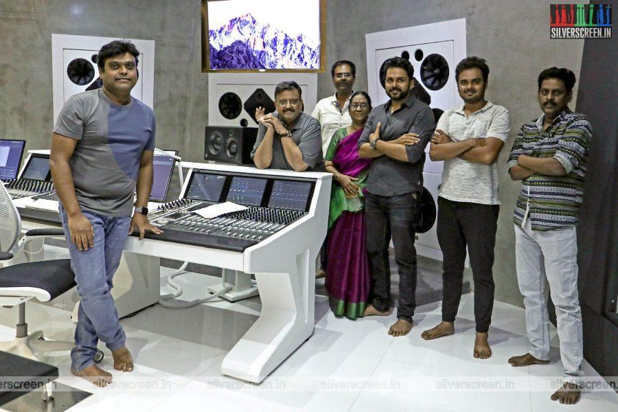 SP Balasubrahmanyam Sings For 'Dev' Starring Karthi Sivakumar