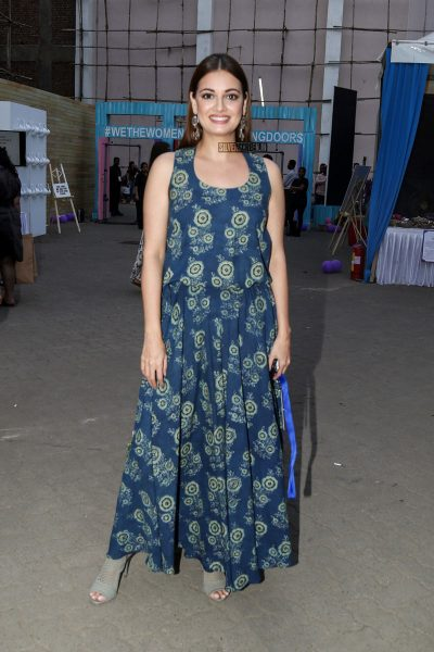 Dia Mirza At The 'We The Women' Event