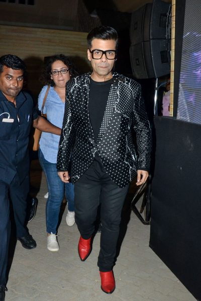Karan Johar At The 'We The Women' Event