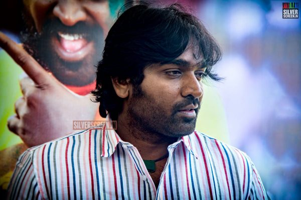 Vijay Sethupathi at Karuppan Press Meet